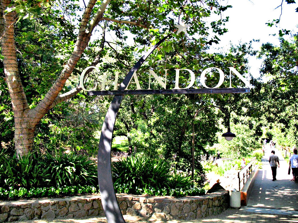 Chandon Winery, Sparkling Wine