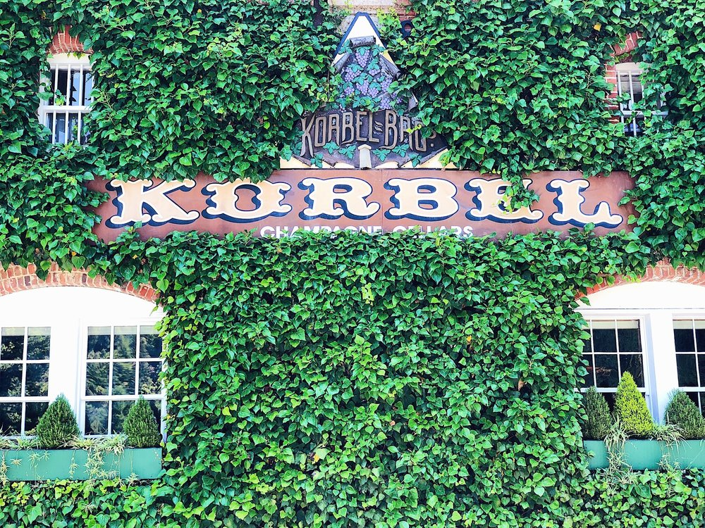 Korbel Winery, Sparkling Wine