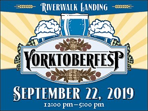Yorktoberfest - ABC Consulting is a sponsor for this event - and we did their licensing!