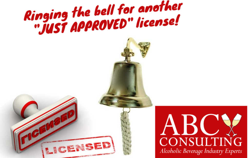 Just Approved Alcohol License - Business Highlight from ABC Consulting