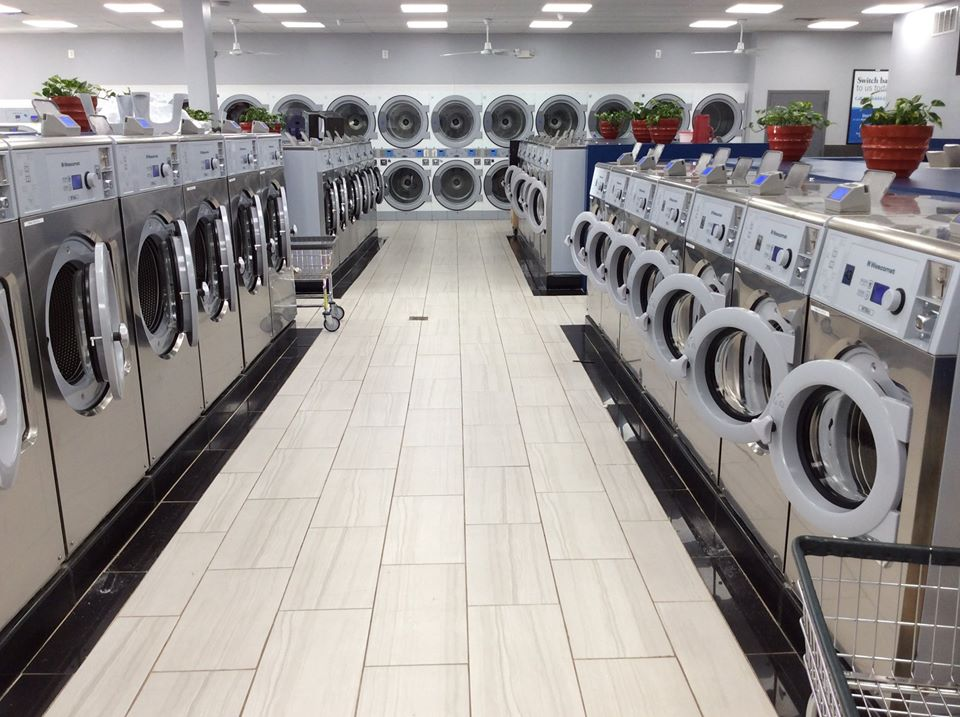 Liberia Laundromat - ABC Consulting Just Approved