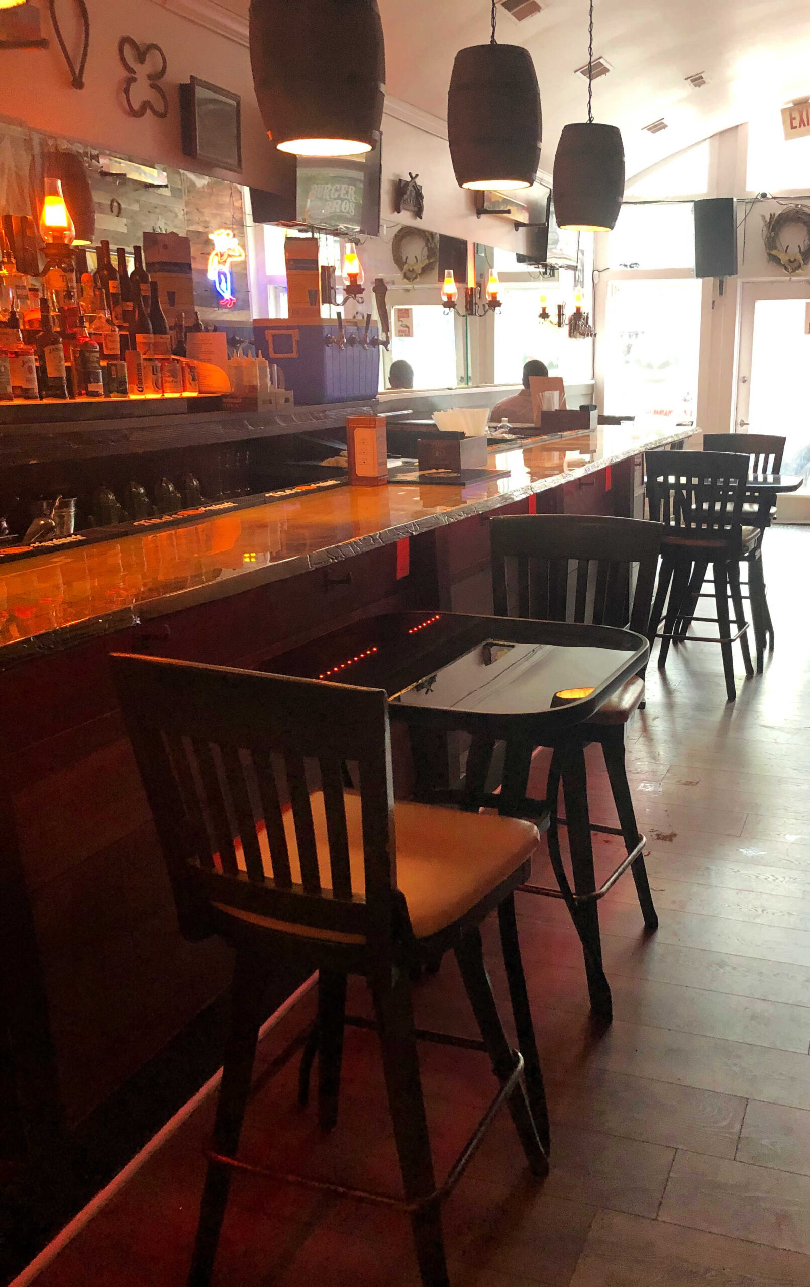Bar Top Seating Ways Around This Phase Iii Guideline Abc Consulting News