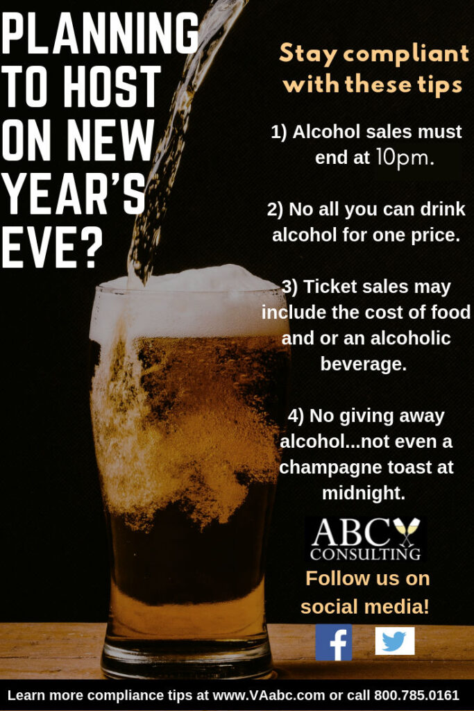 COVID New Year's Eve 2020 - ABC Consulting
