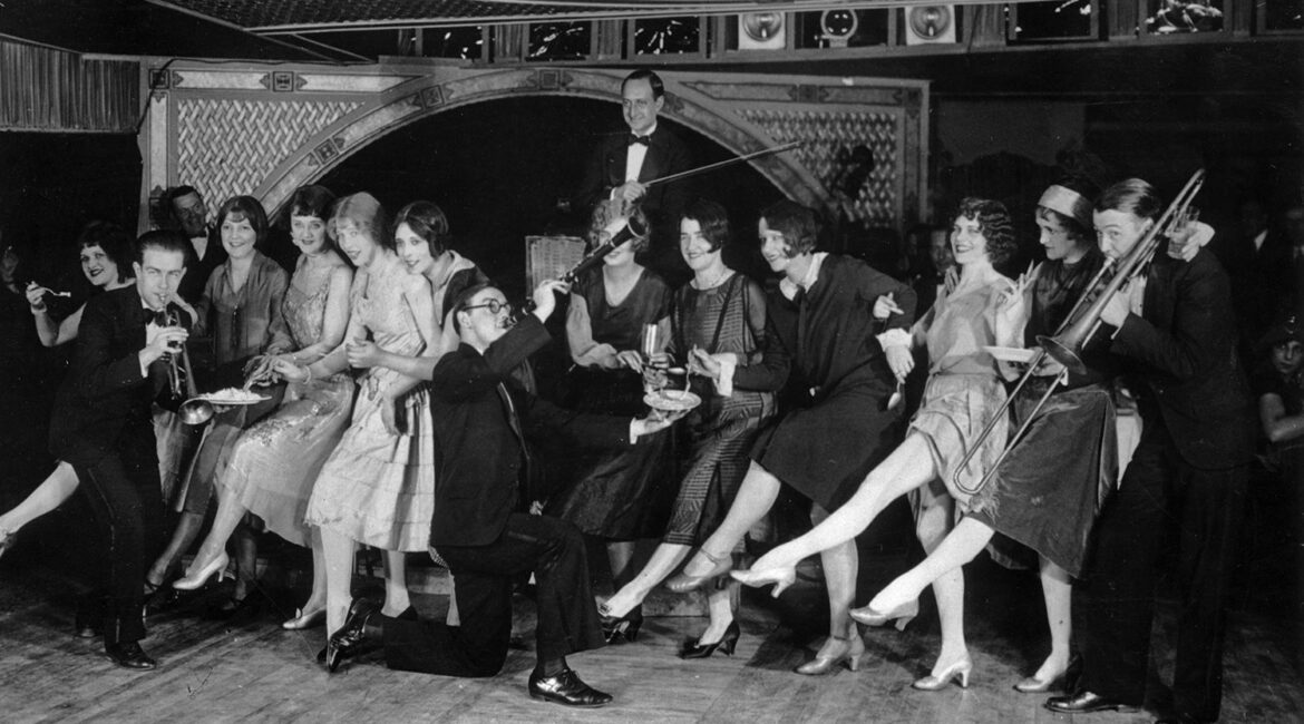 History Repeating itself - Roaring 20's - ABC Consulting