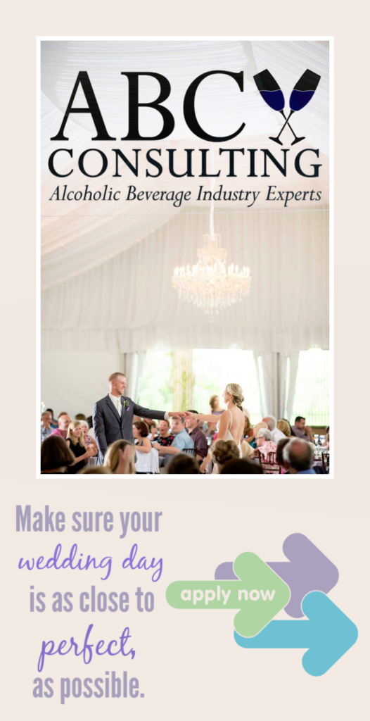 Apply for Wedding Alcohol License (Banquet License)