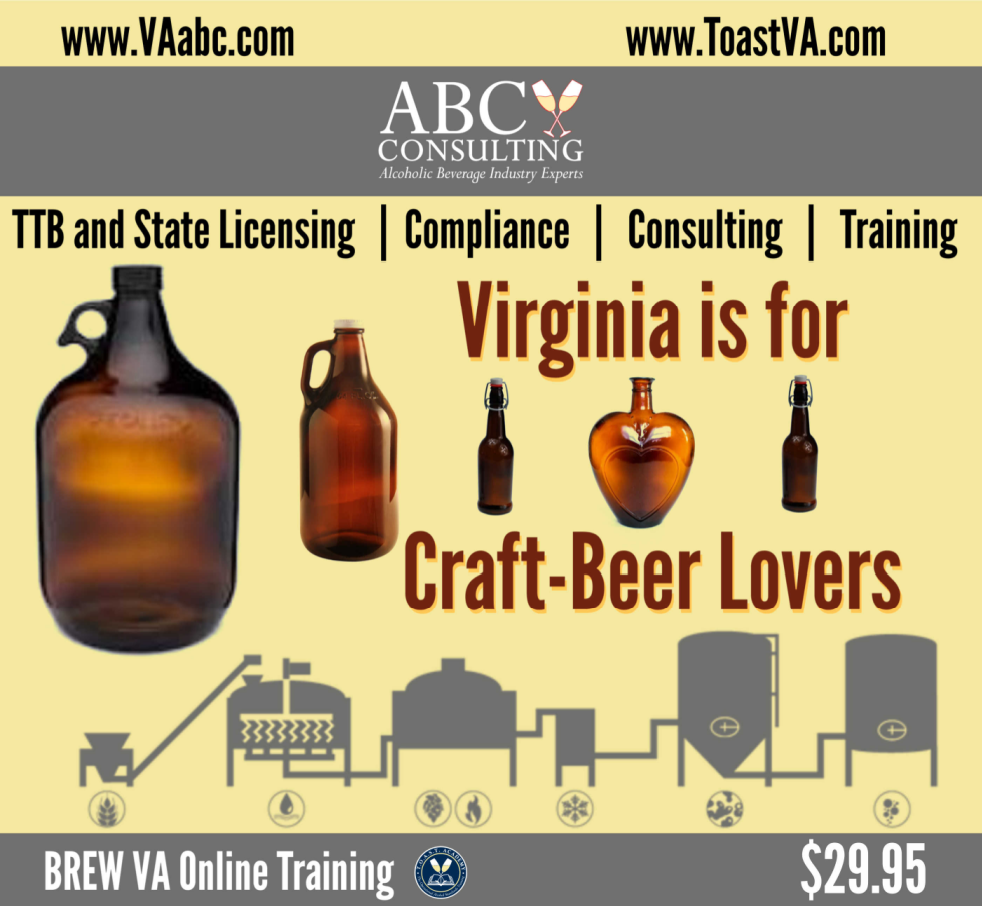 Brew Training from ABC Consulting - only $29.95
